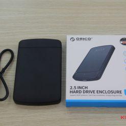 """Box HDD 2.5"""" giao tiếp USB 3.0"""