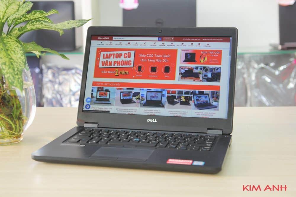 [99%] DELL Latitude 5480 I7-7600U RAM 16GB-SSD 240GB-VGA
