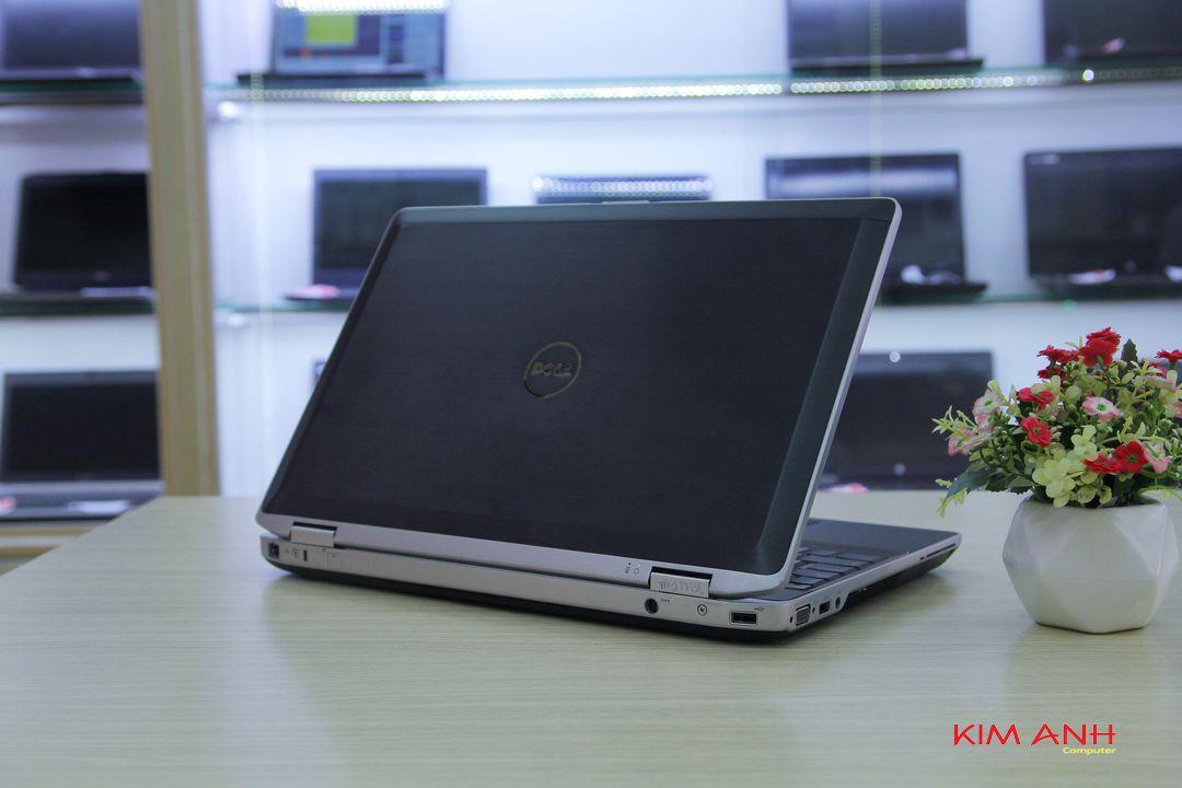 [95-98%] Dell Latitude E6520 i5-2520M-RAM 4GB-SSD 120GB