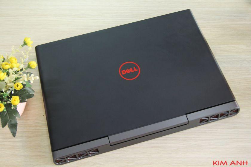 [99%] Dell Inspiron 7566 i5-6300HQ RAM 4GB SSD 120+HDD 500GB GTX 960M FullHD