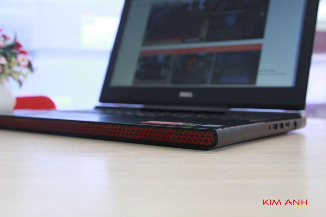[99%] Dell Inspiron 7567 i5-7300HQ-RAM 8GB-SSD 120GB+HDD 500GB-GTX1050 FullHD (p65f001)