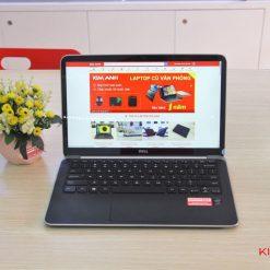 Dell XPS 9333 Core i5-4210U RAM 8GB SSD 256GB Full HD Cảm ứng
