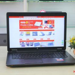 HP Zbook 17G2 Core i7-4810MQ RAM 8GB SSD 240GB K3100M FullHD