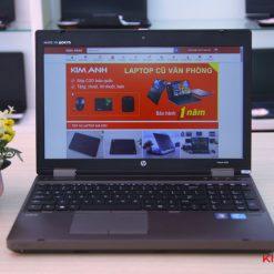 [95-98%] HP Probook 6560B i5-2520M RAM 4GBHDD 250GB