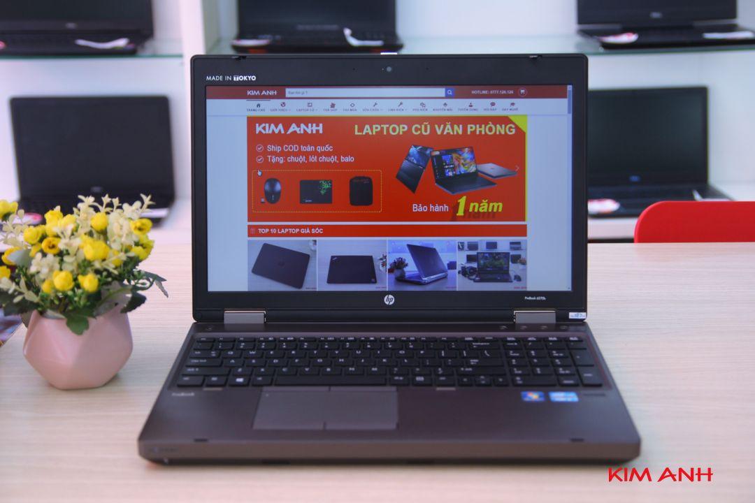 [95-98%] HP Probook 6570B i5-3320M RAM 4GB HDD 320GB