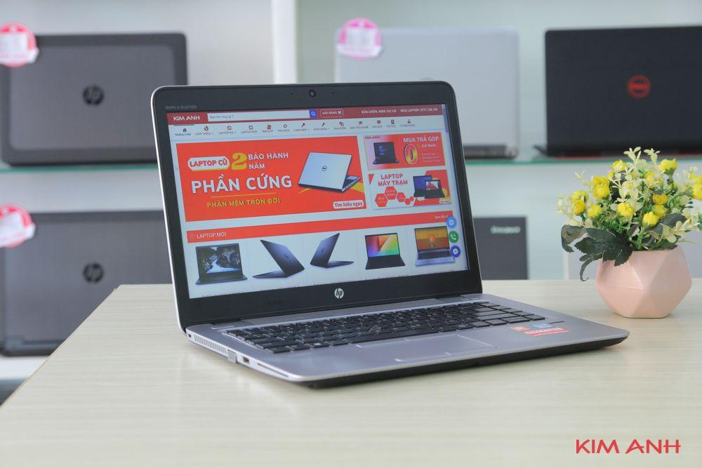 [99%] HP Elitebook 840 G3 i5-6300U RAM 8GB SSD 240GB FullHD
