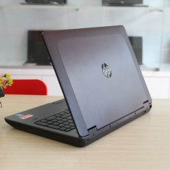 HP Zbook 15G2 Core i7-4810MQ RAM 8GB SSD 240GB K2100M FullHD