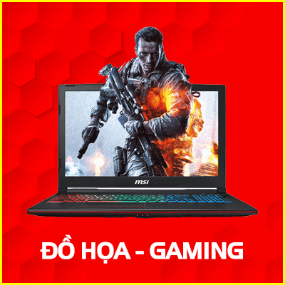Laptop thiết kế đồ hoạ, chơi game