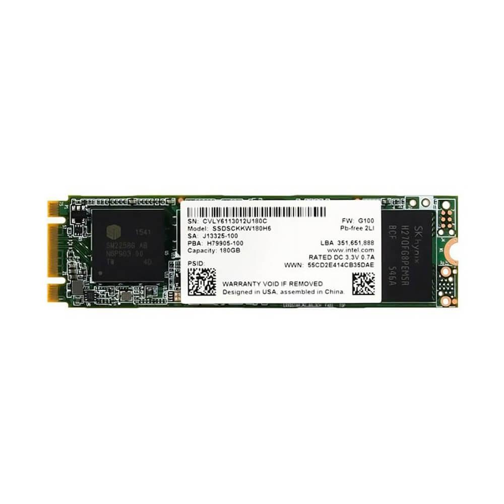 SSD M2 180GB INTEL