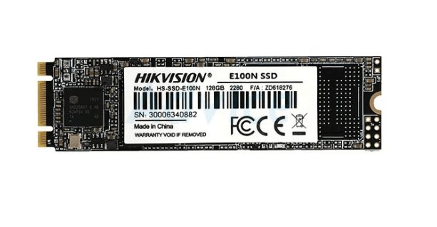 SSD M2 SATA HIKVISION 128GB E100N