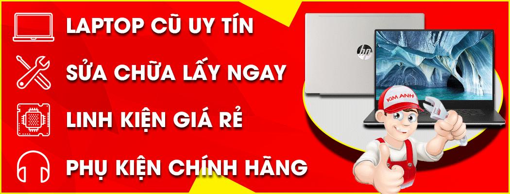 Dịch vụ tại Laptop Kim Anh
