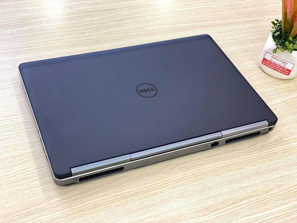 [99%] Dell Precision 7710 Core i7-6820HQ-RAM 16GB-SSD 240GB-M3000M FullHD