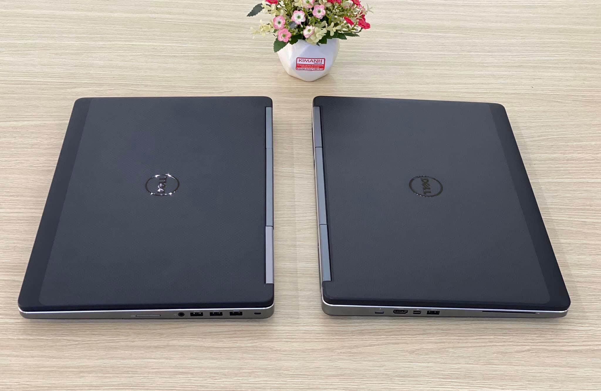 [99%] Dell Precision 7510 i7-6820HQ RAM 8GB SSD 240GB VGA M1000M FHD