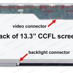 Thay màn hình laptop Toshiba M800 13.3 lcd cao áp