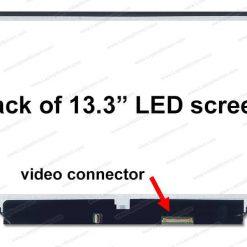 Thay màn hình laptop Sony Vaio VPC-SB 13.3 slim 40 pin tai 2 bên