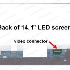 Màn hình Dell Latitude E6410 14.1 led dày 30 pin