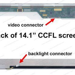 Thay màn hình laptop Sony VGN-CS 14.1 lcd cao áp