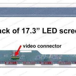 Thay màn hình Laptop SONY Vaio VPC-EC 17.3 led dày HD 40 pin