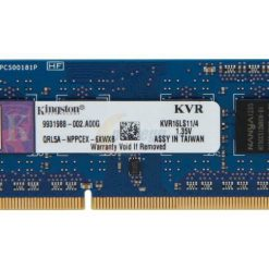RAM PC3L 8GB Laptop (Samsung-Kingston-Hynix)