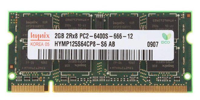 RAM PC2 2GB Laptop