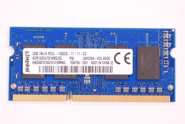RAM PC3/PC3L 2GB Laptop