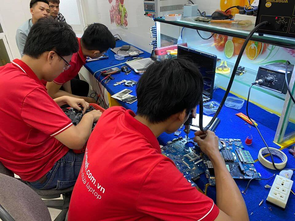 Sửa chữa laptop tại Kim Anh Computer
